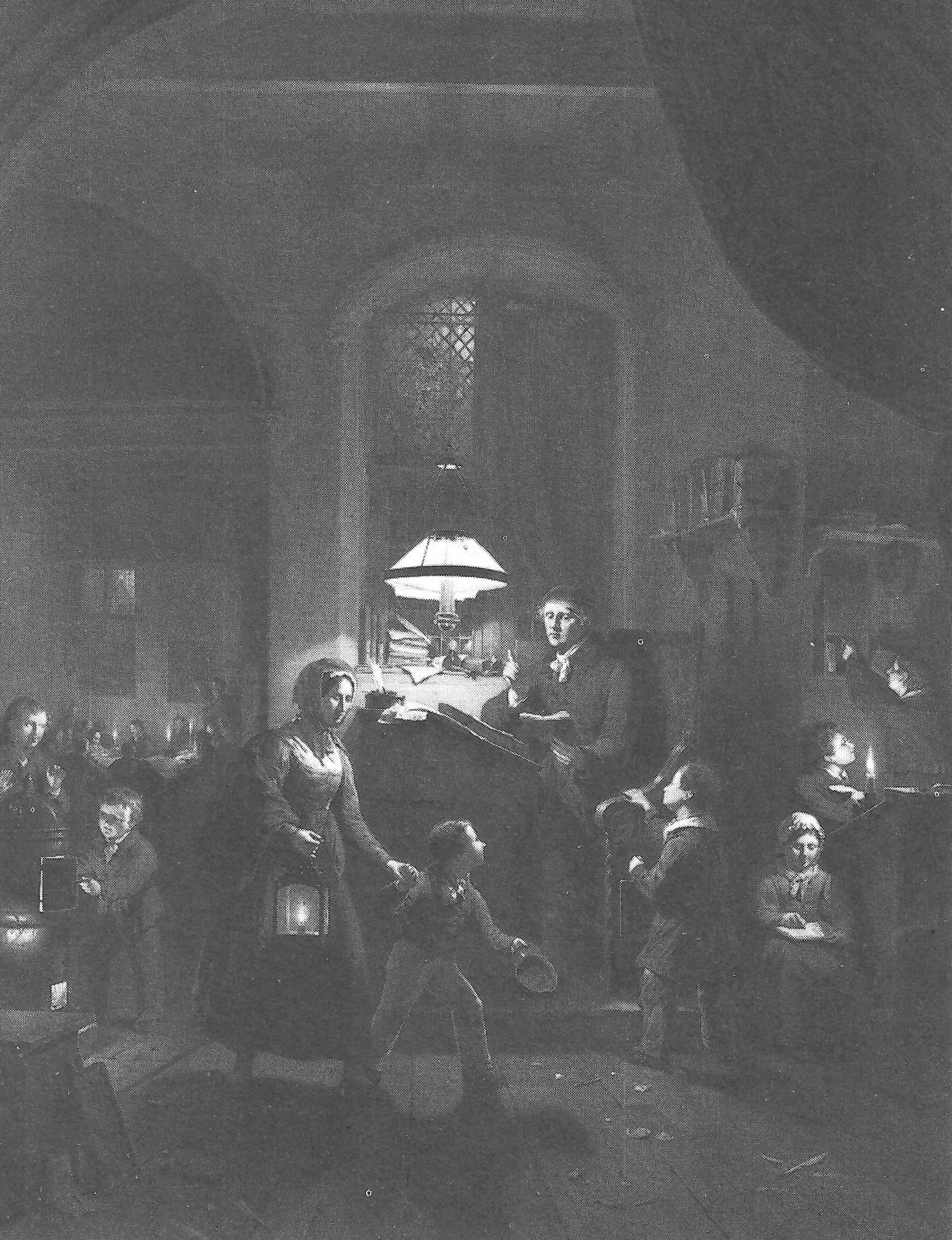 Onderwijsgeschiedenis - Beelden van het onderwijs vóór 1800