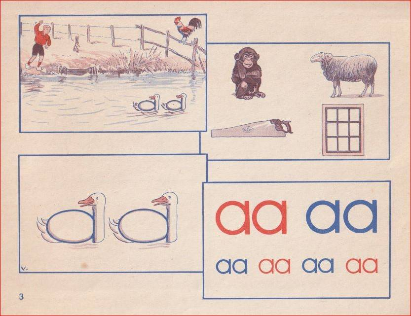 Levende letters - aa